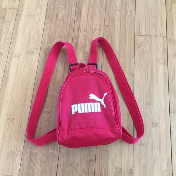 mini puma backpack